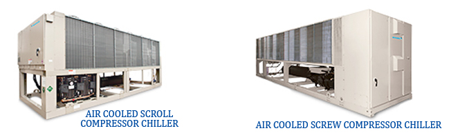 Air-Cooled-Screw-Compressor-Chiller