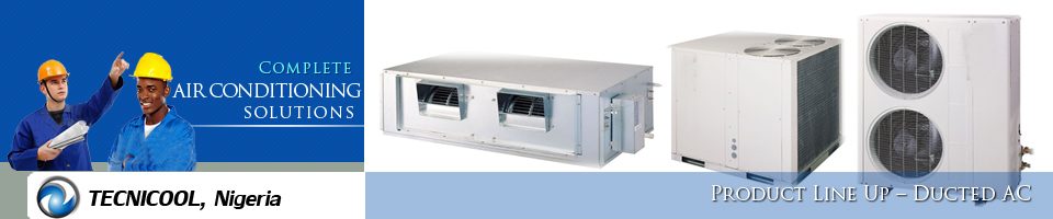 TECNICOOL-NIGERIA-LIMITED-DUCTED-AIR-CONDITIONING-SYSTEMS